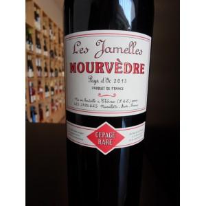 """Mourvèdre """"Les Jamelles"""" 2013 IGP Pays d'Oc rouge"""