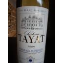 Château Tayat blanc moelleux 2009 Bordeaux supérieur