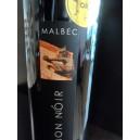 """Malbec """"Démon noir"""" IGP Côtes du Lot rouge 2014 Vinovalie"""