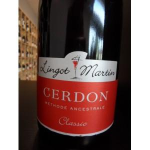 """Cerdon du Bugey """"Classic"""" Domaine LIngot-Martin"""