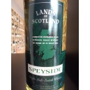 SPEYSIDE Lands of Scotland Single Malt scotch whisky 70cl 40%
