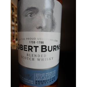ARRAN Robert Burns Blended scotch whisky 70cl 40%