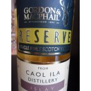 CAOL ILA  Gordon&Macphail Reserve ISLAY Single Malt scotch whisky 70cl 40%
