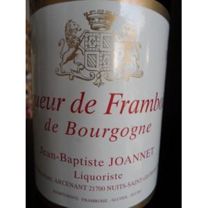 Liqueur de Framboise de Bourgogne Jean-Baptise JOANNET 70cl 18%