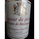 Liqueur de Pêche de Vigne de Bourgogne Jean-Baptise JOANNET 70cl 18%