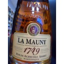 Rhum LA MAUNY 1749, Martinique 40% 70CL