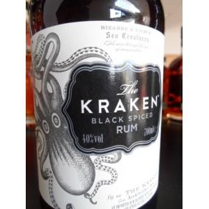 Rhum The Kraken 40% 70cl
