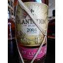 Rhum Plantation Sainte Lucia Grand cru 2004 43% 70cl