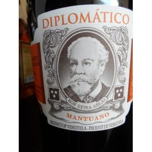 "Rhum Diplomatico ""Mantuano"" 40% 70cl"