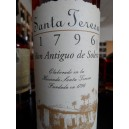 """Rhum Santa Teresa """"1796"""" Solera 40% 70cl"""
