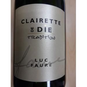 """Clairette de Die """"Tradition"""" Domaine Jacques Faure"""