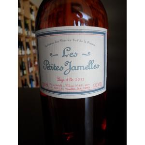 """""""Les petites Jamelles"""" IGP Pays d'Oc rosé 2012"""