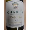 Chablis vieilles vignes 2013 Domaine Dampt