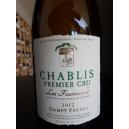 """Chablis Premier cru """"Les Fourneaux"""" 2012 Domaine Dampt"""