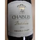 """Chablis """"Bréchain"""" 2011 Domaine Dampt"""