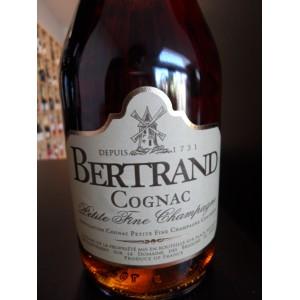 Cognac Bertrand  VSOP  Petite Fine Champagne 70cl