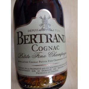 Cognac Bertrand  NAPOLEON  Petite Fine Champagne 70cl