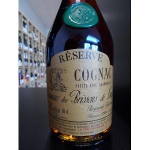 Cognac Bertrand  RESERVE  Petite Fine Champagne 70cl